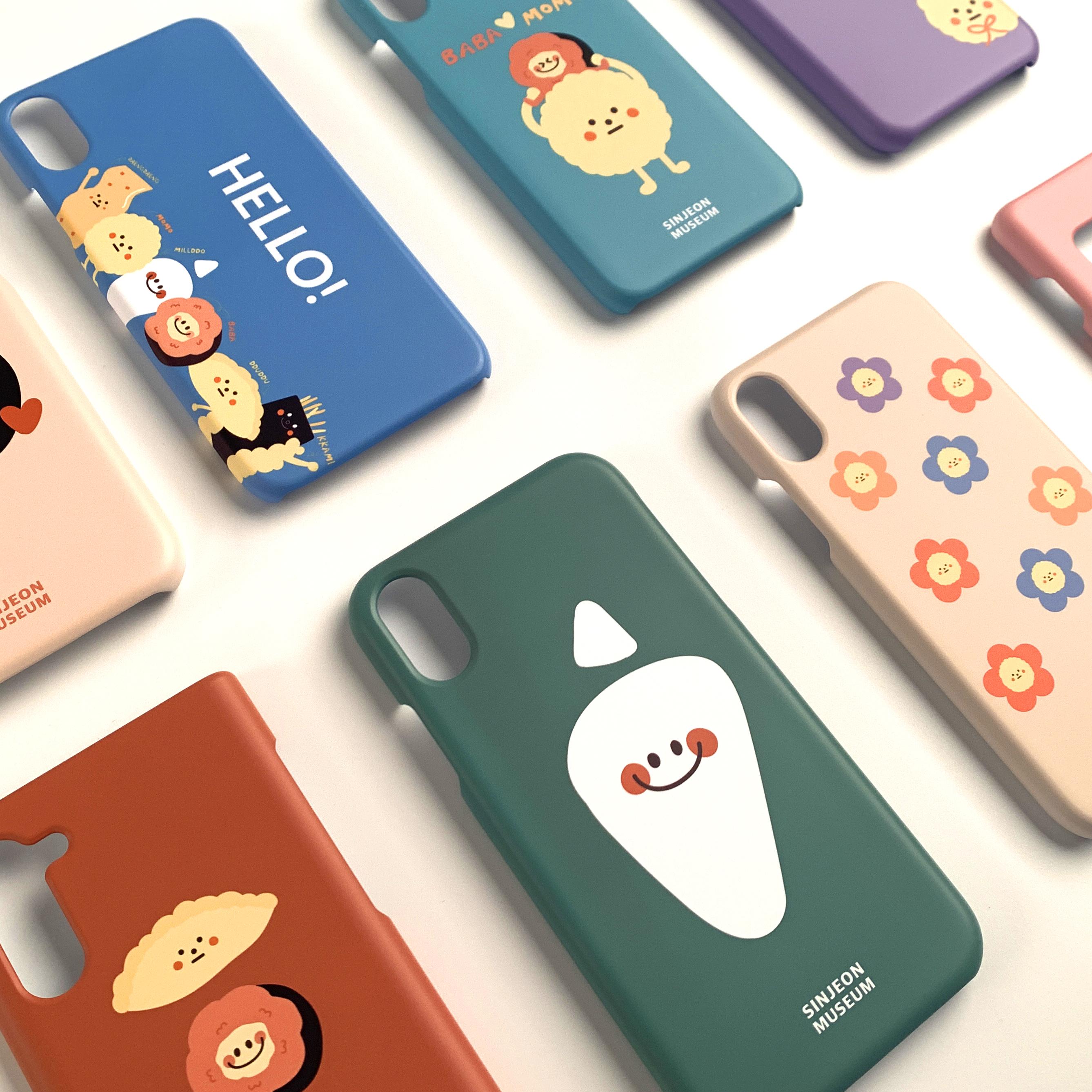 [Phone case] Hard case